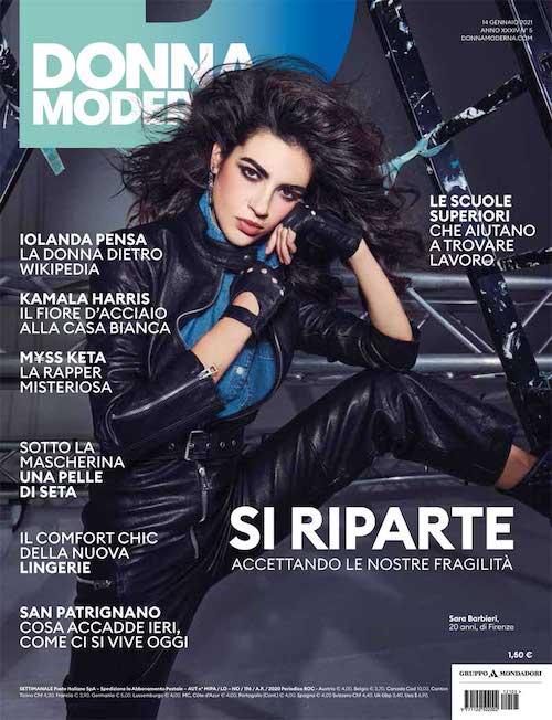 Donna Moderna – Napoli a cielo aperto
